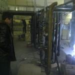Ремонт труб частного отопления