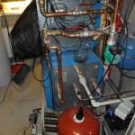 Ремонт труб дровяного отопления